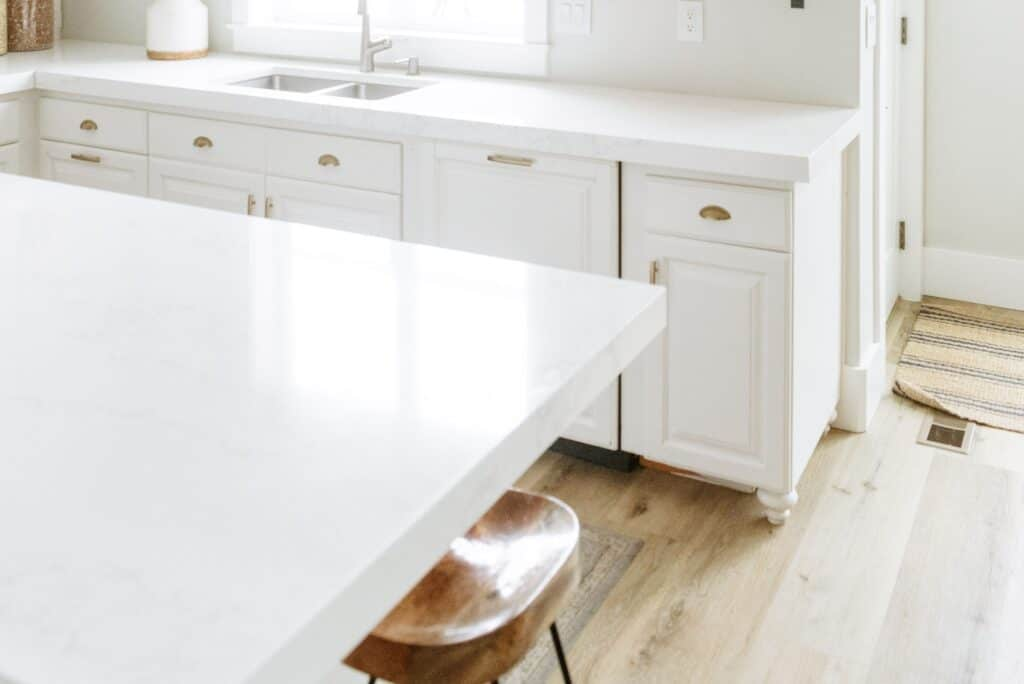 Maintaining your Quartz Counter tops