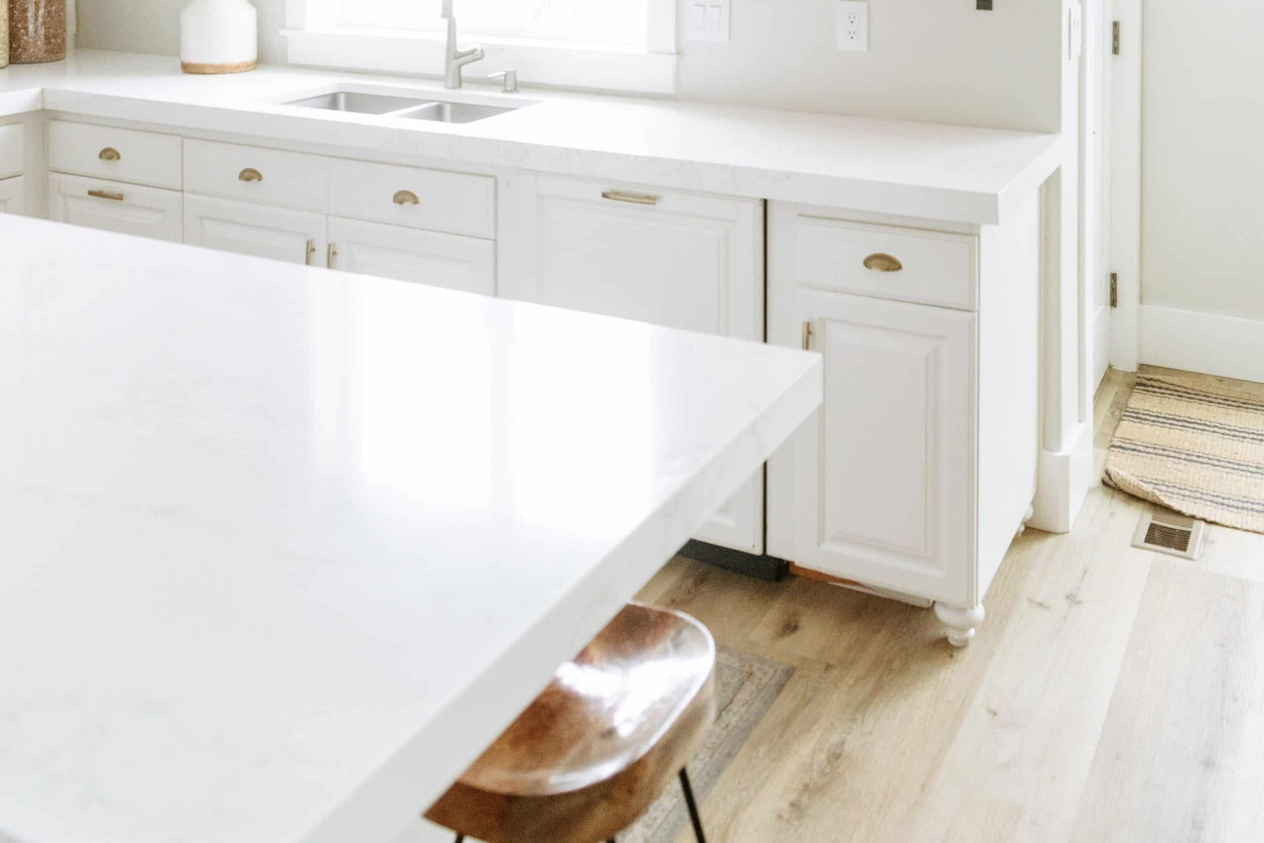 Maintaining your Quartz Counter tops